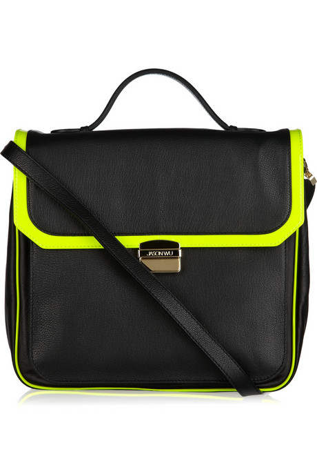 Hello neon-trimmed Jason Wu bag…one day, you will be mine.