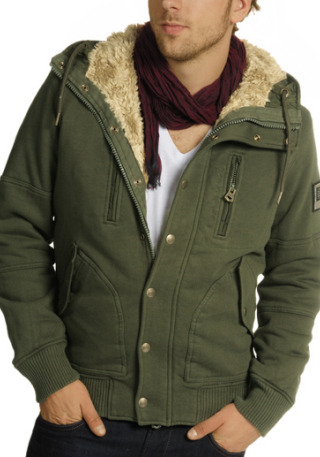 Wugi Jacket by DieselWarm sweat jacket with warm teddy fur, straight and slim fit, soft cotton blend outer fabric, hood with drawstring, front zip with snap cover, two zip pockets on the chest and two large pockets, logo patch at the shoulder, knitted cuffs and hem, length in size m approx. 66cm, 82 cotton 12 polyamide, food: 75 polyacrylics 25 polyester.Click here