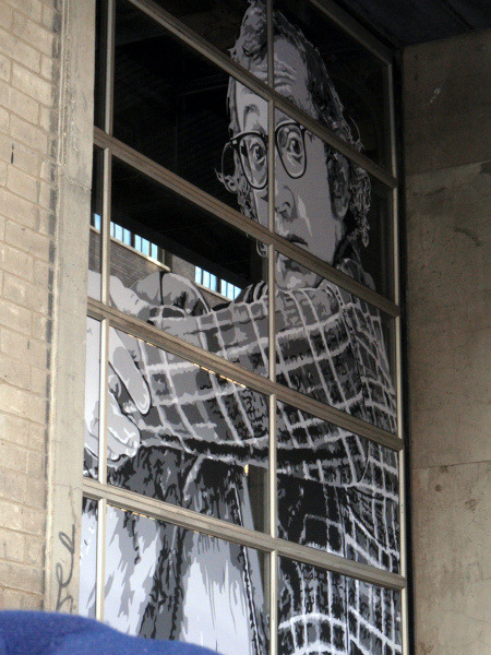 Icons - Mr. Brainwash via LOOK INTO MY OWL