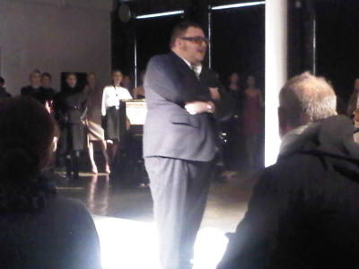 Alber talks us through the collection at the Lanvin #FW12 presentation. Great soundtrack - including Tom Petty's Free Fallin'.