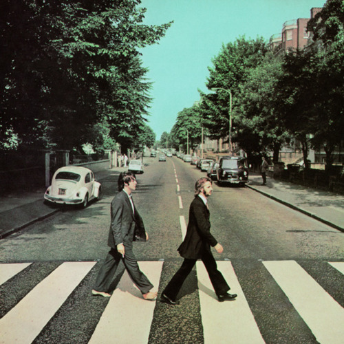 Famous album covers, minus the dead band members. Morbid or quite cool? You decide. Go to http://liveiseedeadpeoples.tumblr.com to see the entire collection.