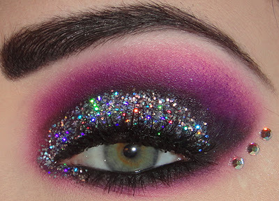 Whos eye is this?!?!? I really want to try this!
