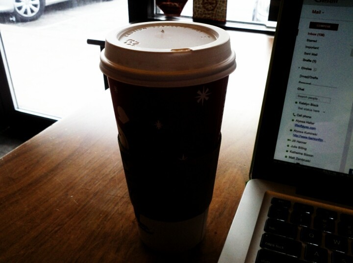 Hands-down, the best mocha java I've ever had. #truth @starbucks (Photo by katelynblock)