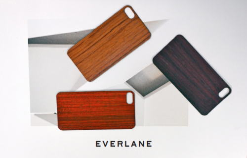 everlane:  Reblog this photo for a chance to win one of our Everlane wood iPhone covers. For every 50 notes we get, we'll give one away to a lucky follower.