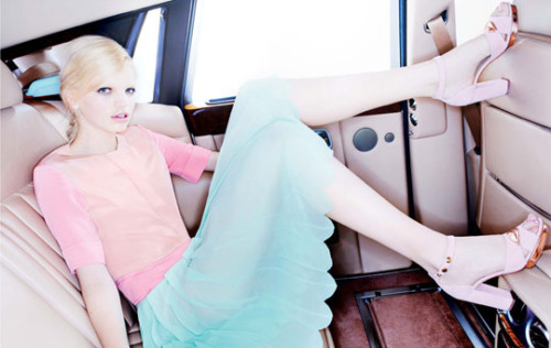 cotton candy clothing by Jill Stuart