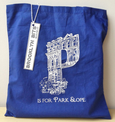 clubmonaco:   Brooklyn Bits Tote Bags  Rep your neighborhood in style with these eco canvas bags, perfect for toting around groceries and everyday items.