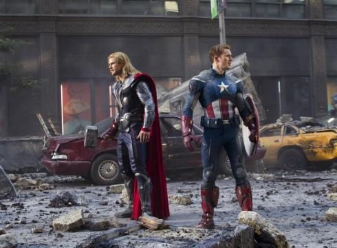 crashbaby:  Avengers New Photo