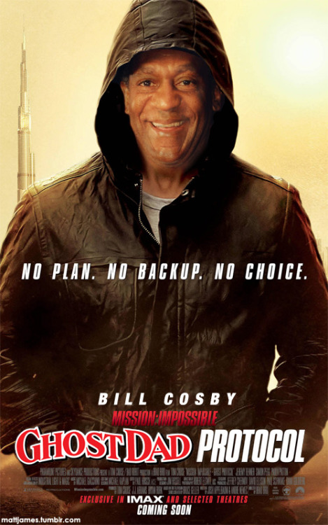 mattjames:  I miss Bill Cosby being in movies and I think about it all the time.