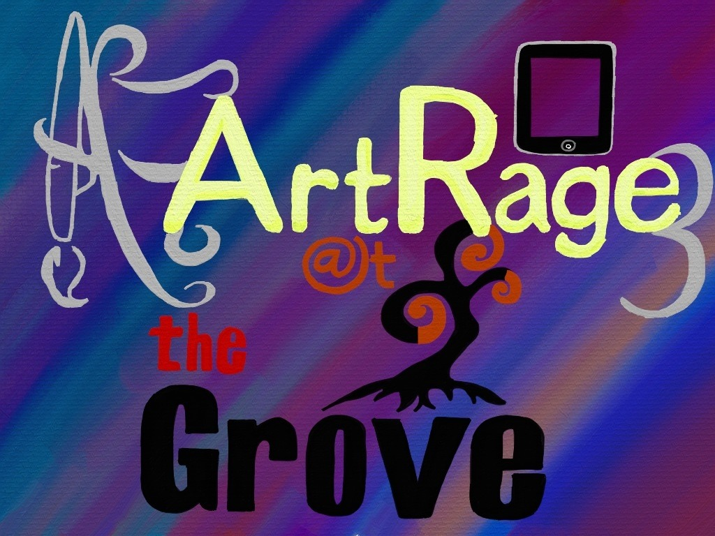 ArtRage iPad Art Gallery Show @ The Grove ArtRage for iPad is coming to The Grove for a special event. We've selected some of the finest iPad illustrators to showcase how this device can be used as a creative tool. The event will take place on January 13th and 14 from 6:00pm to 10:00pm on both days. Come and see masterful pieces of digital art and try your hand at creating some iPad Art for yourself. Paintings and prints will be available to purchase at the event. For more information please contact Raheem via email or by phone. The Grove is located at 71 Orange St. in Downtown New Haven.    Raheem Nelson-Artist, Event Curator  email: rasungod1@gmail.com iPhone: (203) 584-3824