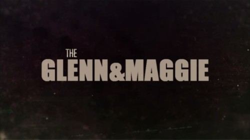 "foreverrosebud:  THE WALKING DEAD or … THE GLENN & MAGGIE !! Does anyone remember ""The Walking Daryl""? Well this is the Glenn & Maggie version!:) Now, don't get me wrong the show and everything it's made of, everyone in it is incredible! But there are moments I wouldn't mind it being called the ""Glenn & Maggie"" therefore a show all about the beautiful relationship between the two <3 Some of you might agree with me, right? … Guys?? ( '__' ) Guys! say hello on tweeter! :) https://twitter.com/#!/MsAndrewLincoln  I think this is a good idea."