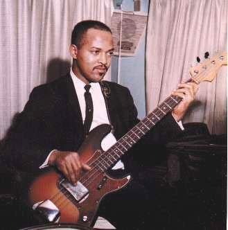 James Jamerson - The Bassist for Motown Records