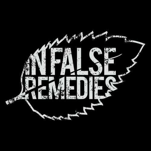 Logo for the little brother's band, In False Remedies