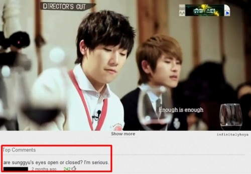 ask-sunggyu:  ye0llie:  namnambunny:  sowondeul:  infinitelyhoya:  AHAHAHAHAHAAHAHAHA.  I don't think there's an answer to that. still unknown to humanity.   One of the world's greatest mysteries…  open (◡‿◡✿)