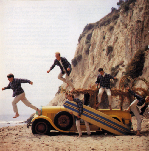 The Beach Boys 1961