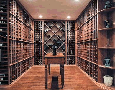 Decorations & Decor Wine cellar
