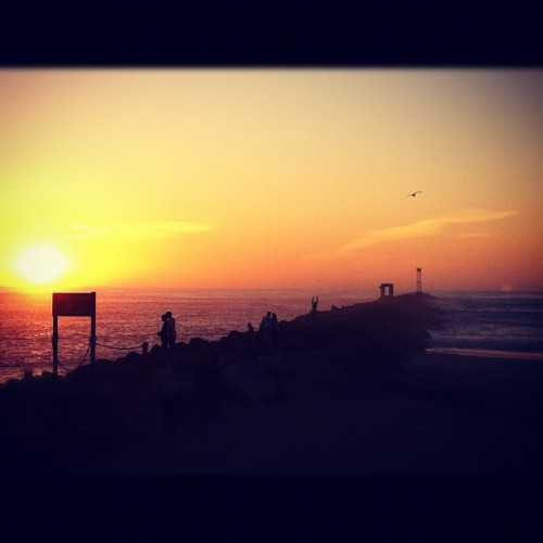 Taken with Instagram at South Mission Beach Jetty