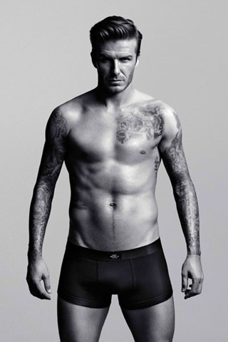 Beckham for H&M = PERFECTION!