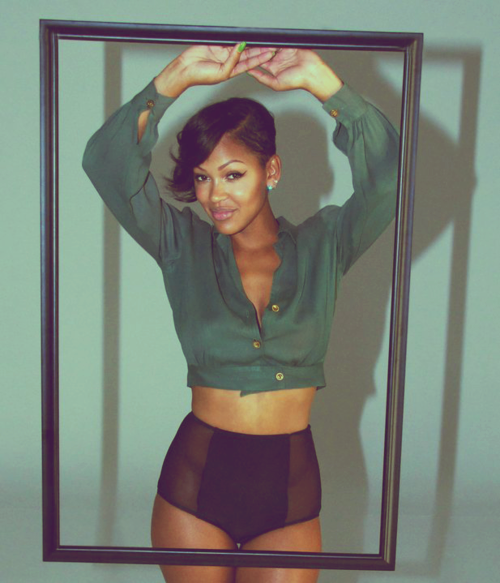 curvescurves:  more Meagan Good here