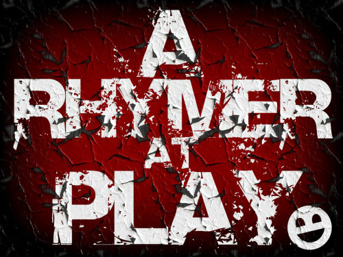 A Rhymer At Play - A Rhymer's Playground