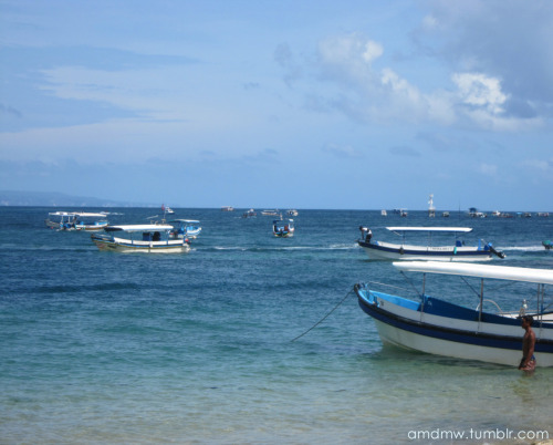 Tanjung Benoa, Bali. See, how beautiful my country is? :)