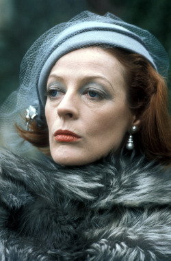 dreaminparis:  Maggie Smith