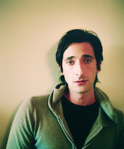 freecocaine:   #adrien brody and his nose OTP forever