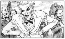 awyeahcomics:  The Joker by Dave Taylor