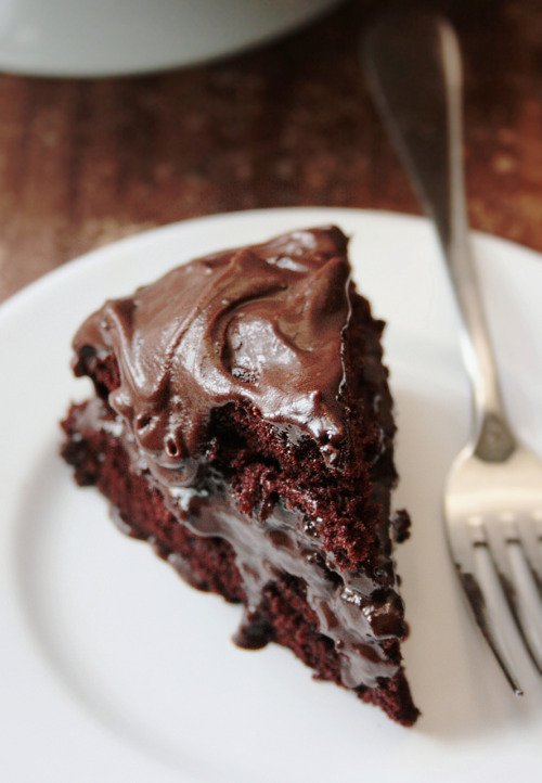peegaw:  Devil's Food Cake