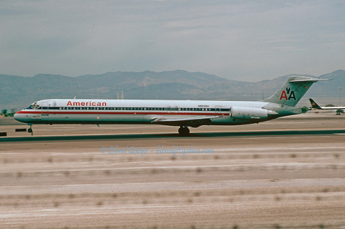 N824RA by dcspotter on Flickr.Reno Air was, for the most part, a successful operation; finding it's place as a solid regional carrier in the Western US. Alas, Reno Air would be bought out by the ever-expanding American Airlines in 1999 and ceased operations in August of that year. American would, for a short time, use Reno Air's former aircraft painted in a special flat color scheme (as opposed to polished metal). Cutbacks in the wake of the 9/11 attacks would result in American shuttering the hubs at RNO and SJC, as well as the sale of all aircraft acquired in the merger. Nothing is left of the former Reno Air.