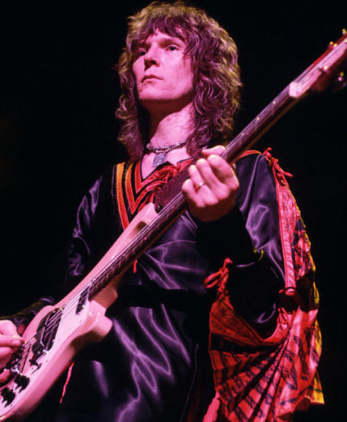 Chris Squire - Yes (Soon - Listen here)