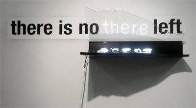"""there is no there left"" by miri segal"