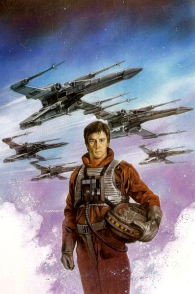 zenothian-archives:  Wedge Antilles  ………….. (brain breaks)