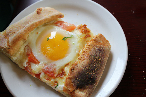 ilufood:  Breakfast Pizza