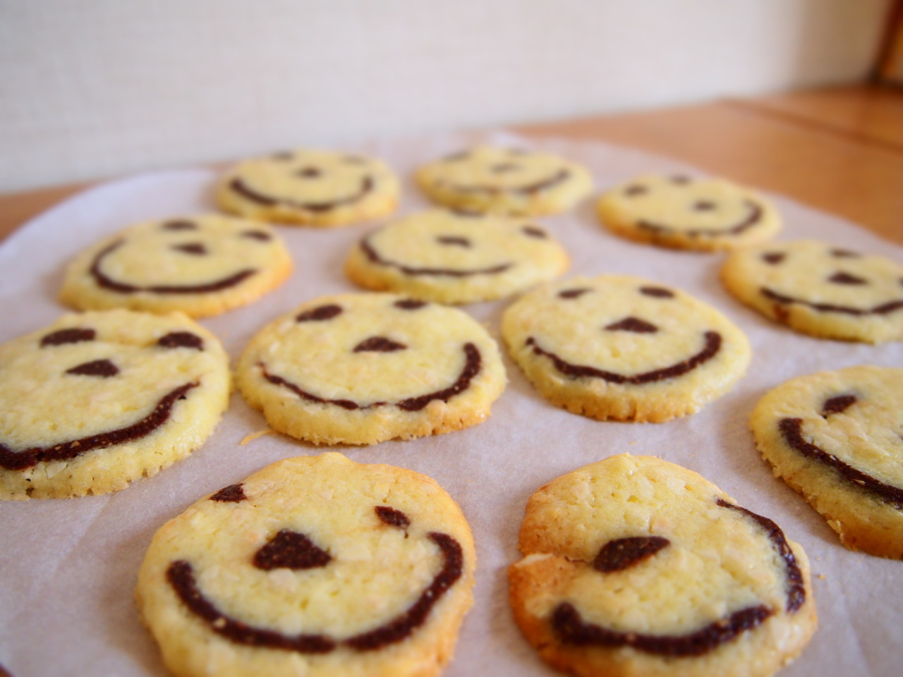 have some cookies and smile:D