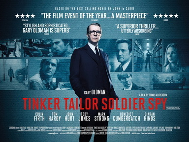 I watched Tinker, Tailor, Soldier, Spy today. Thank goodness for Wikipedia!