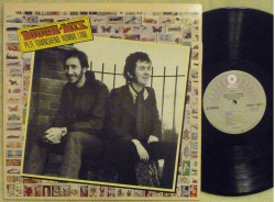"Pete Townshend & Ronnie Lane ""Rough Mix"" LP - Atco records (1977). *One of my all-time favorite records."