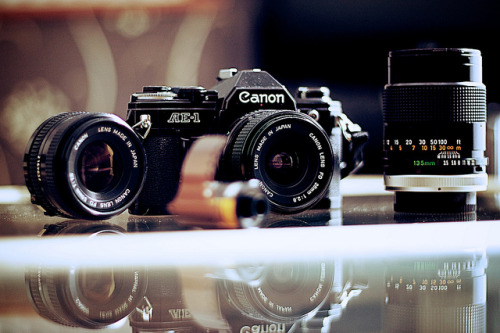 analog crew by Kym Ellis on Flickr.
