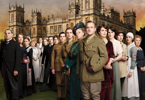 Downton. Muthaf—kin'. Abbey. What time is it? Time for season two on PBS, bitches. GQ's Devin Friedman gets you ready for the shit 'bout to go down tomorrow night. The whole piece is here. Below, a taste of his write-up:  Why is Downton Abbey the realest show on TV? Is it because the  Crawleys own Yorkshire like fox terriers own the Westminster dog show?  Is it because of Ms. O'Brien, a lady's maid so cold she could make ice  crumpets in hell? Is it because in season one Thomas wanted to be Lord  Grantham's valet so bad he fucking framed Bates for stealing the wine? Is it because basically everyone on that show is gangsta? You think Mary Crawley isn't gangsta? When cousin Matthew was like,  I'll marry you, and she's like, I don't know, maybe, I'm not even sure  you're in line to inherit the estate? Damn, Mary! I mean that bitch  won't even wear a hat twice. You see her in a velveteen cloche in  episode one? Don't plan on seeing that thing again. And let's not even  discuss the fact that she fucked a Turkish man to death. And what about  Maggie Smith, a.k.a. the female Dumbledore from Harry Potter, a.k.a. the Dowager Countess of Grantham? You know how she gets about flowers, and how she went all bawse in season one during the village rose competition? Well, let's just say  it's not long into season two that she comes into contact with some  bulrushes she does not think belong in a Downton arrangement. Because if you thought season one was insane, wait until you see season two.
