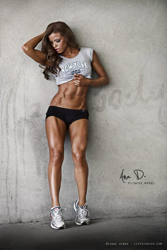 muffintop-less:  This is what dedication,determination and discipline looks like.