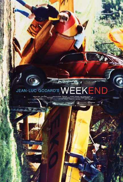wandrlust:  Jean-Luc Godard's Weekend available now on Hulu Plus.