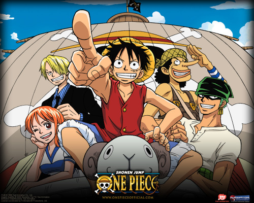 In addition to Angry Birds, One Piece is also really popular atm. I'm hooked. >.>