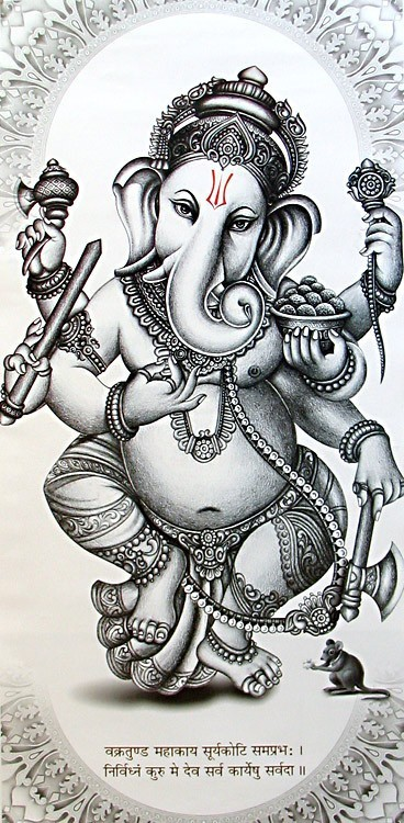 My Bohemian Heart  Lord Ganesh, remover of obstacles