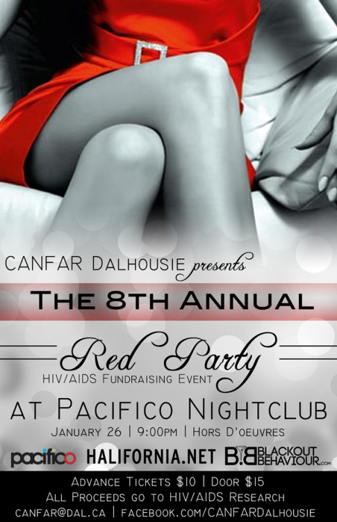 halifornia:  here we go again.. RED PARTY 2012  -details here