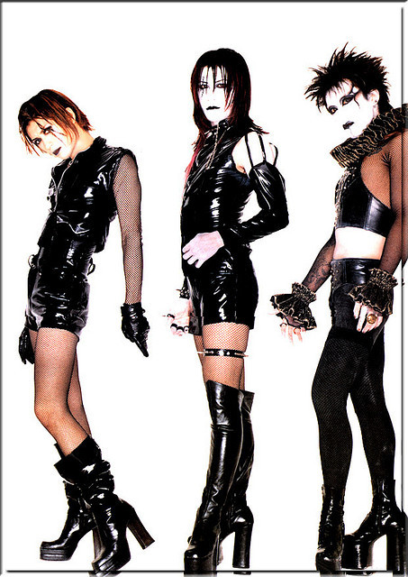 Gackt,Közi  and…. O.O i don't remenber
