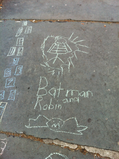 Sorry, Christopher Nolan, but the kids in my neighborhood have got you beat.