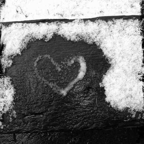 #enjoy #colorado here's a little  #snow #love  (Taken with instagram)