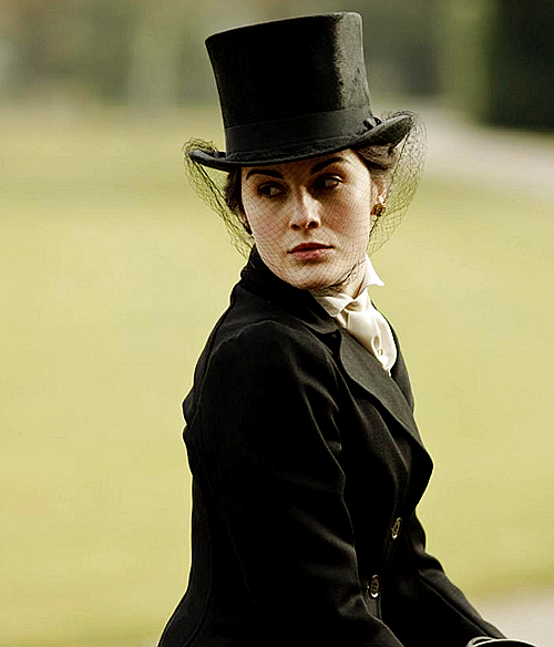 - the lovely michelle dockery as lady mary in 'downton abbey.'