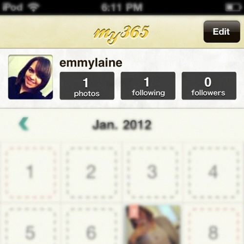 Follow :) #my365 #365 #app #photos (Taken with instagram)
