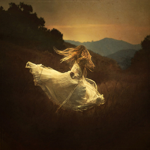 I want to see like Brooke Shaden does