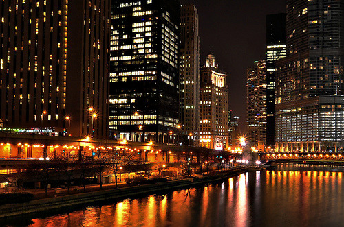 Cityfront Center, Chicago.